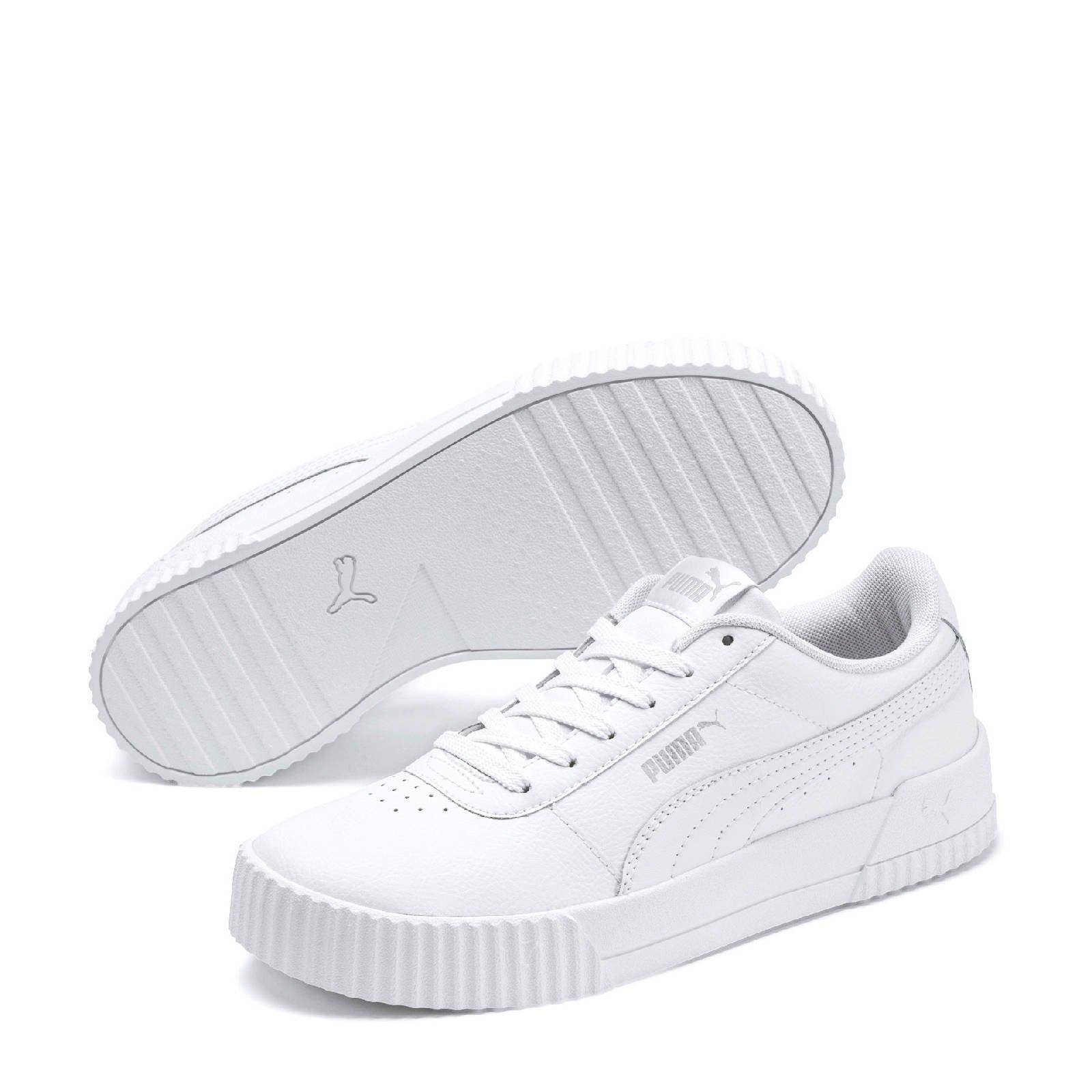 Puma Carina L sneakers wit | wehkamp