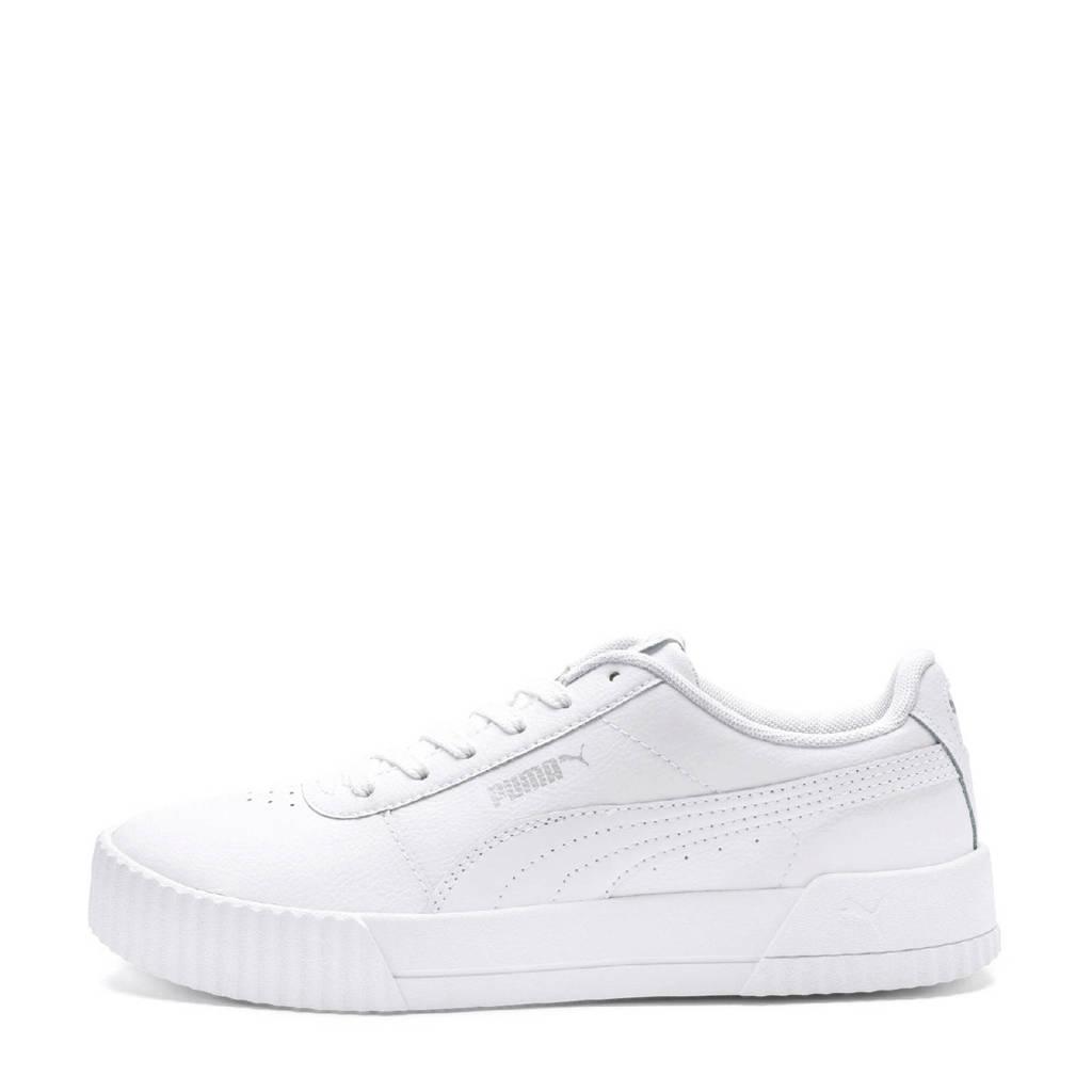 Puma  Carina sneakers wit, Wit