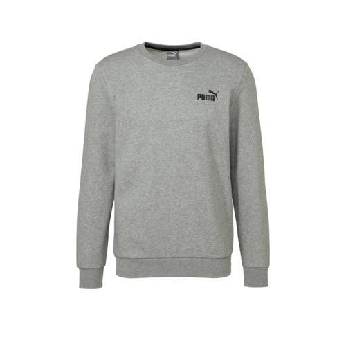 Puma sweater grijs melange