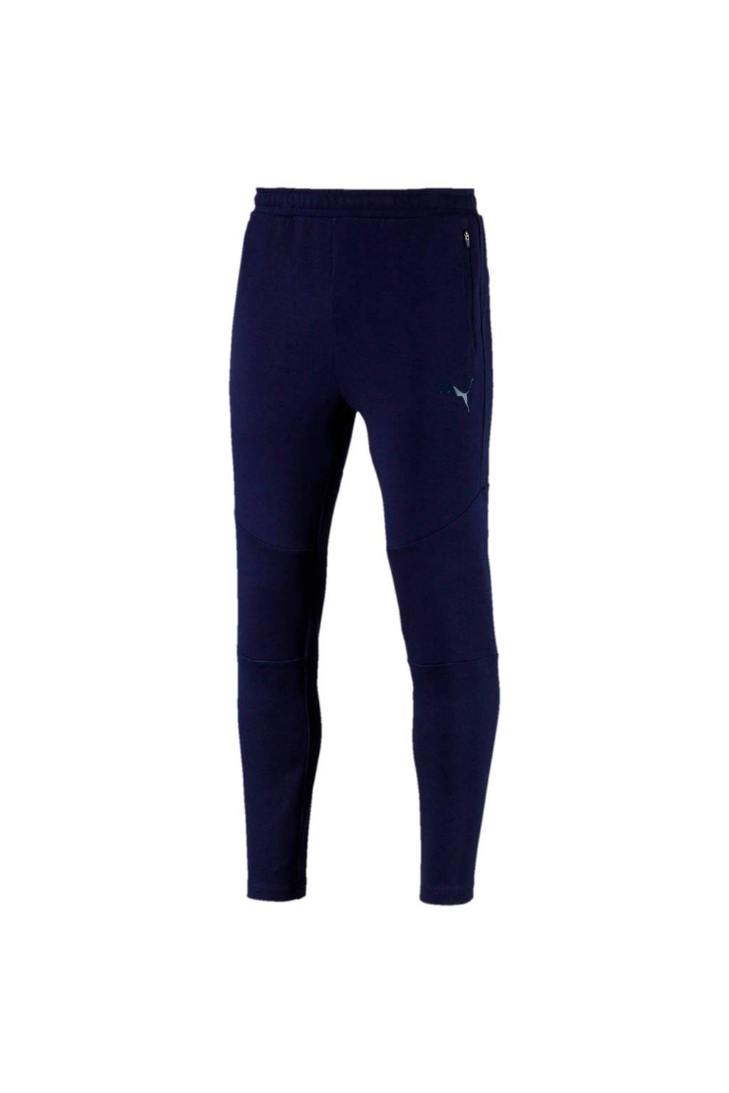Puma joggingbroek donkerblauw, Donkerblauw