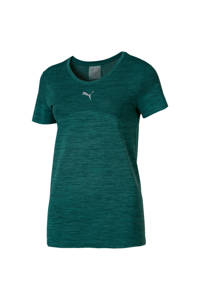 Puma / Puma T-shirt donkergroen