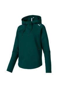 Puma / Puma hoodie donkergroen