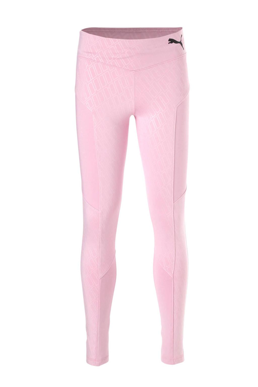Puma sportbroek roze, Roze