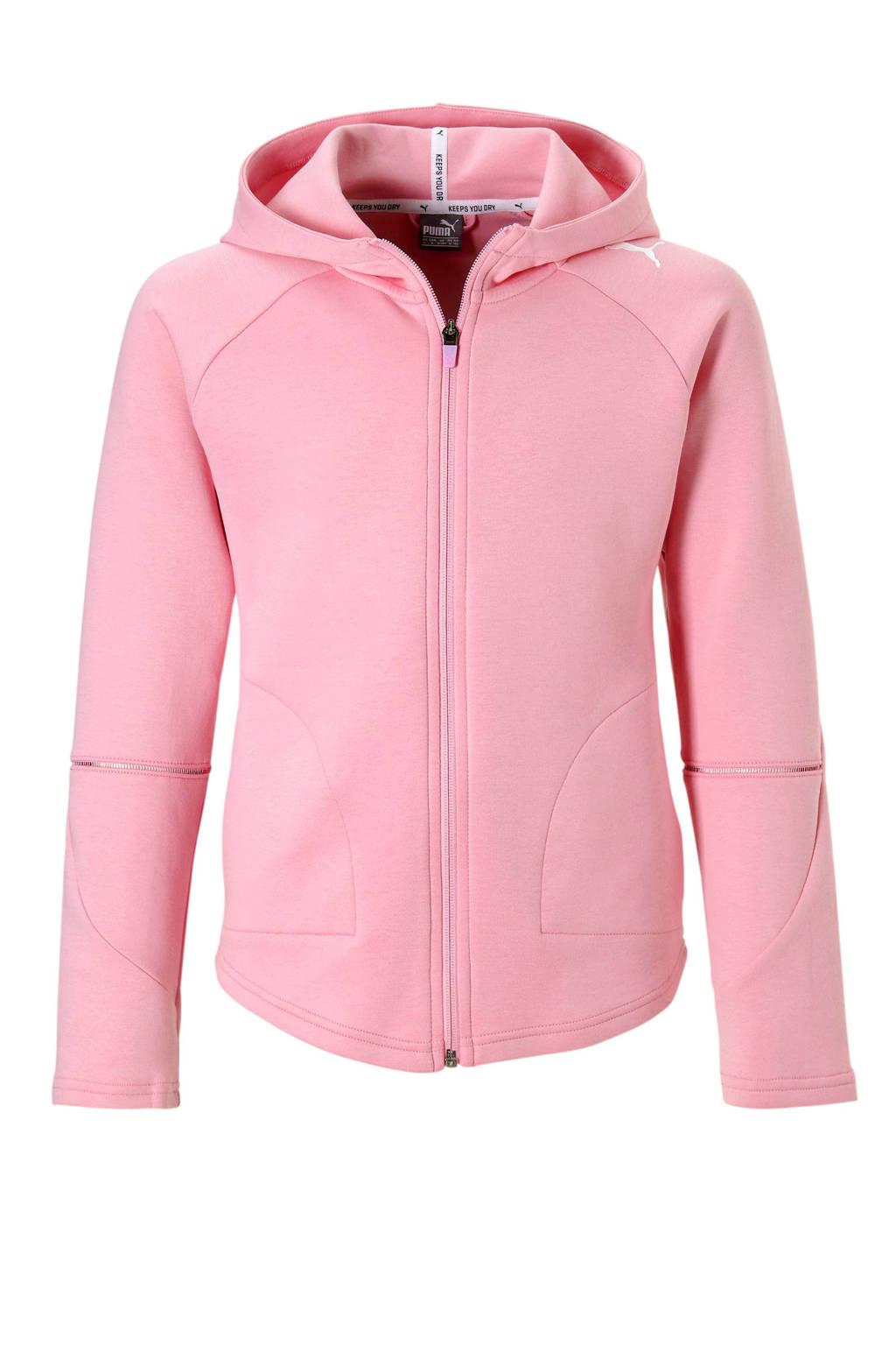 Puma vest roze, Roze
