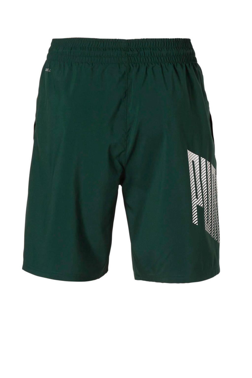 Puma   sportshort groen, Groen