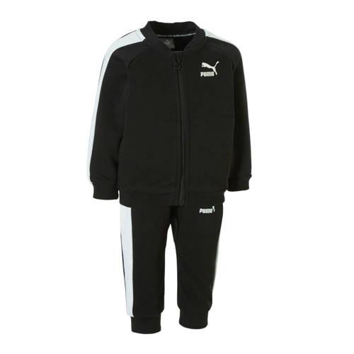 Puma joggingpak zwart