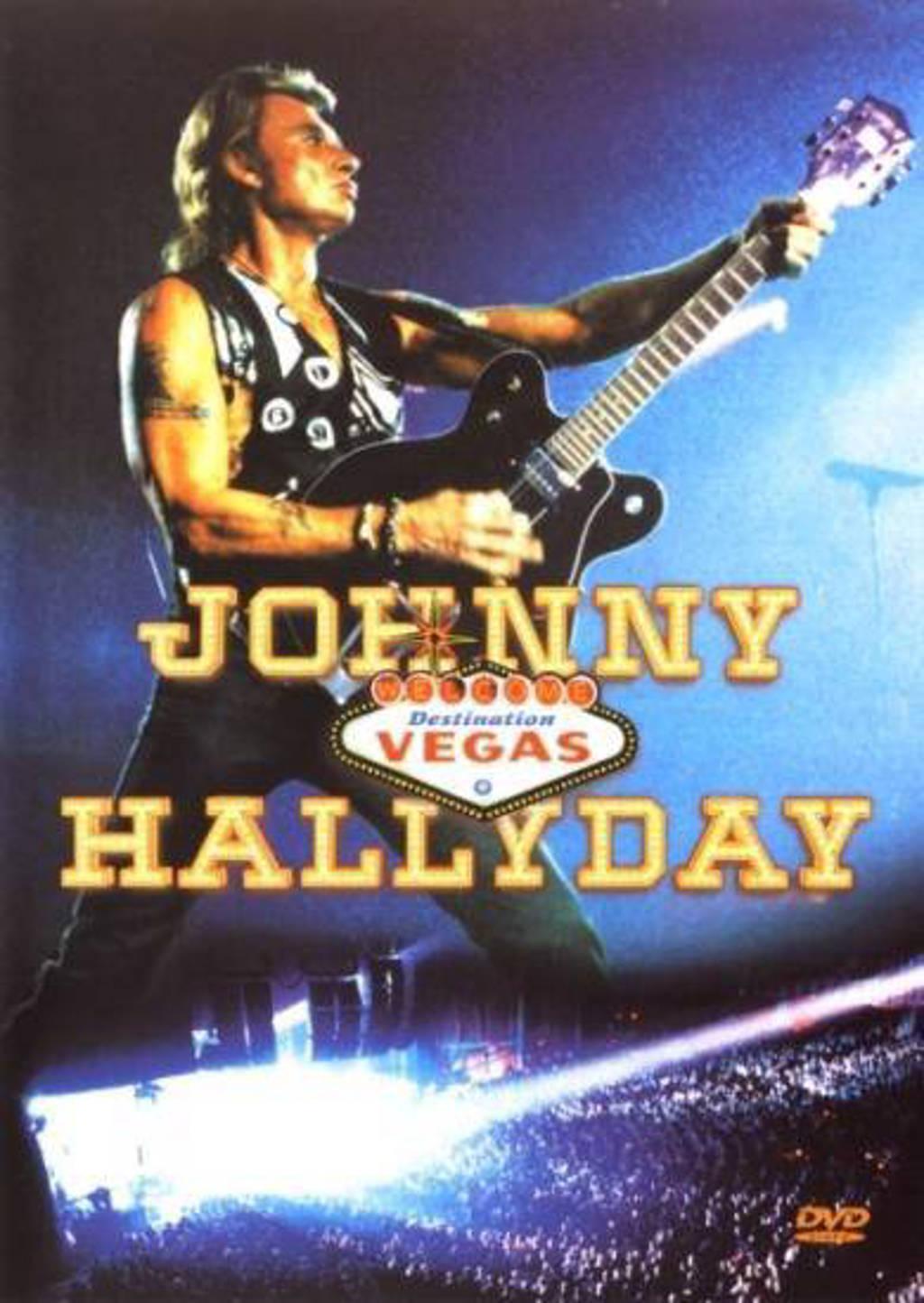 Johnny Hallyday - Destination Vegas 96 (DVD)