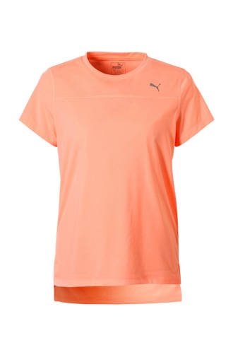 sport T-shirt zalmroze