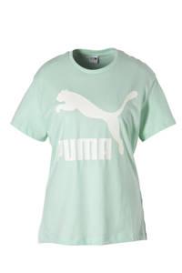 Puma / Puma T-shirt groen