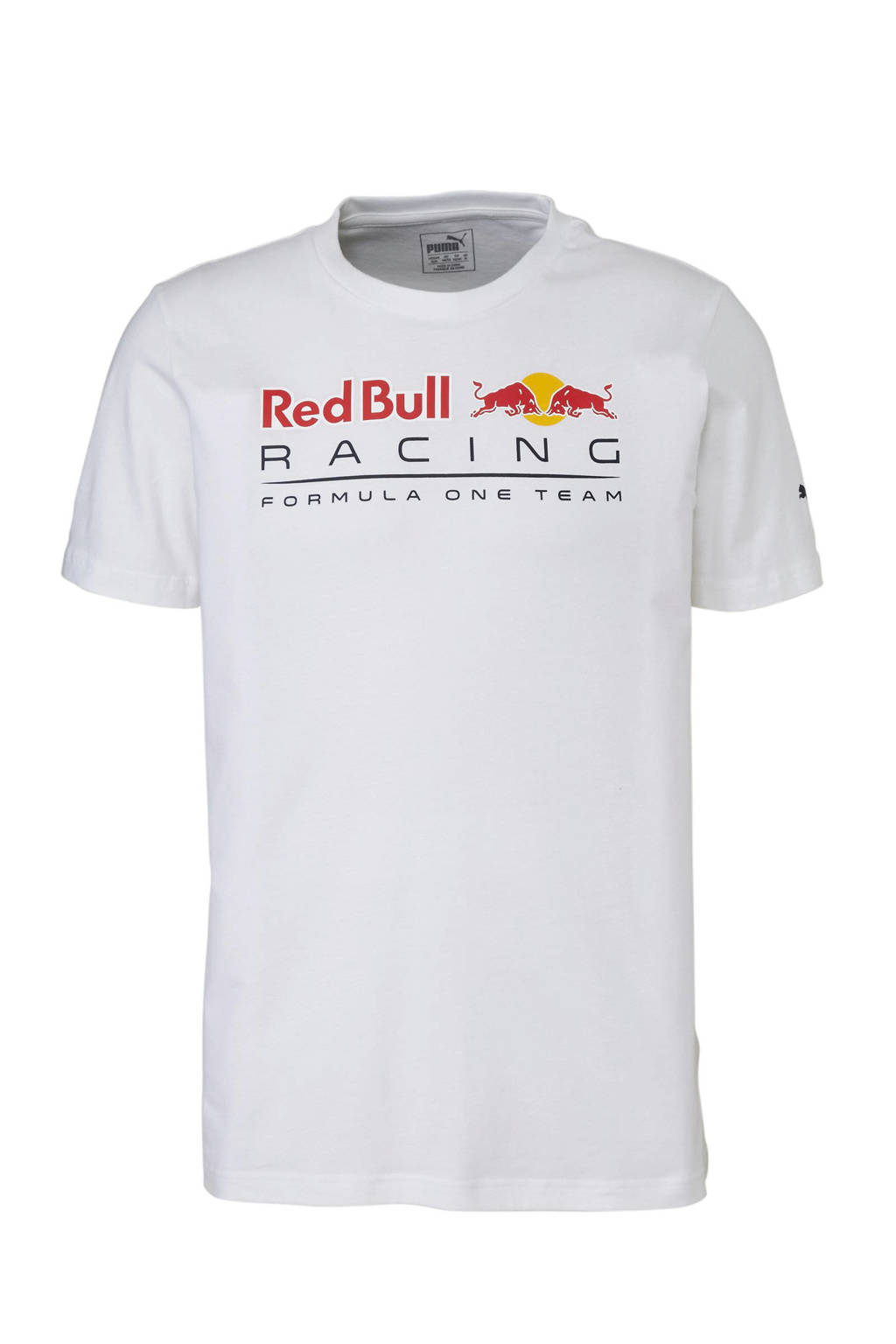 Puma   Red Bull Racing T-shirt, Wit