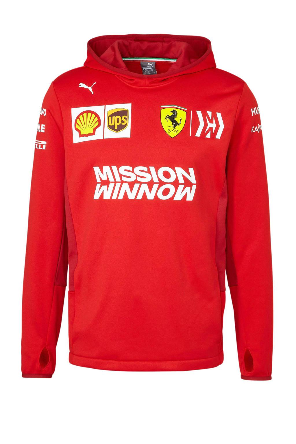 Puma   sweater Ferrari, Rood
