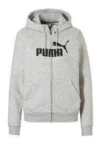 Puma vest grijs, Grijs
