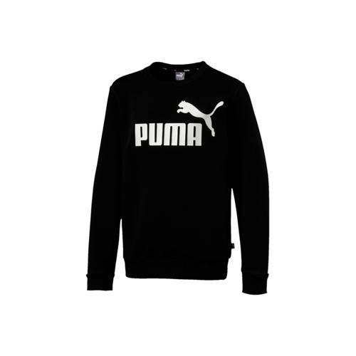 Puma sweater zwart kopen