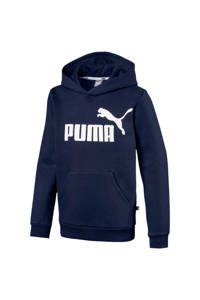 Puma   hoodie, Donkerblauw