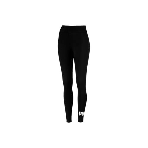 Puma Dameslegging Essential Puma 100 voor gym en stretching zwart