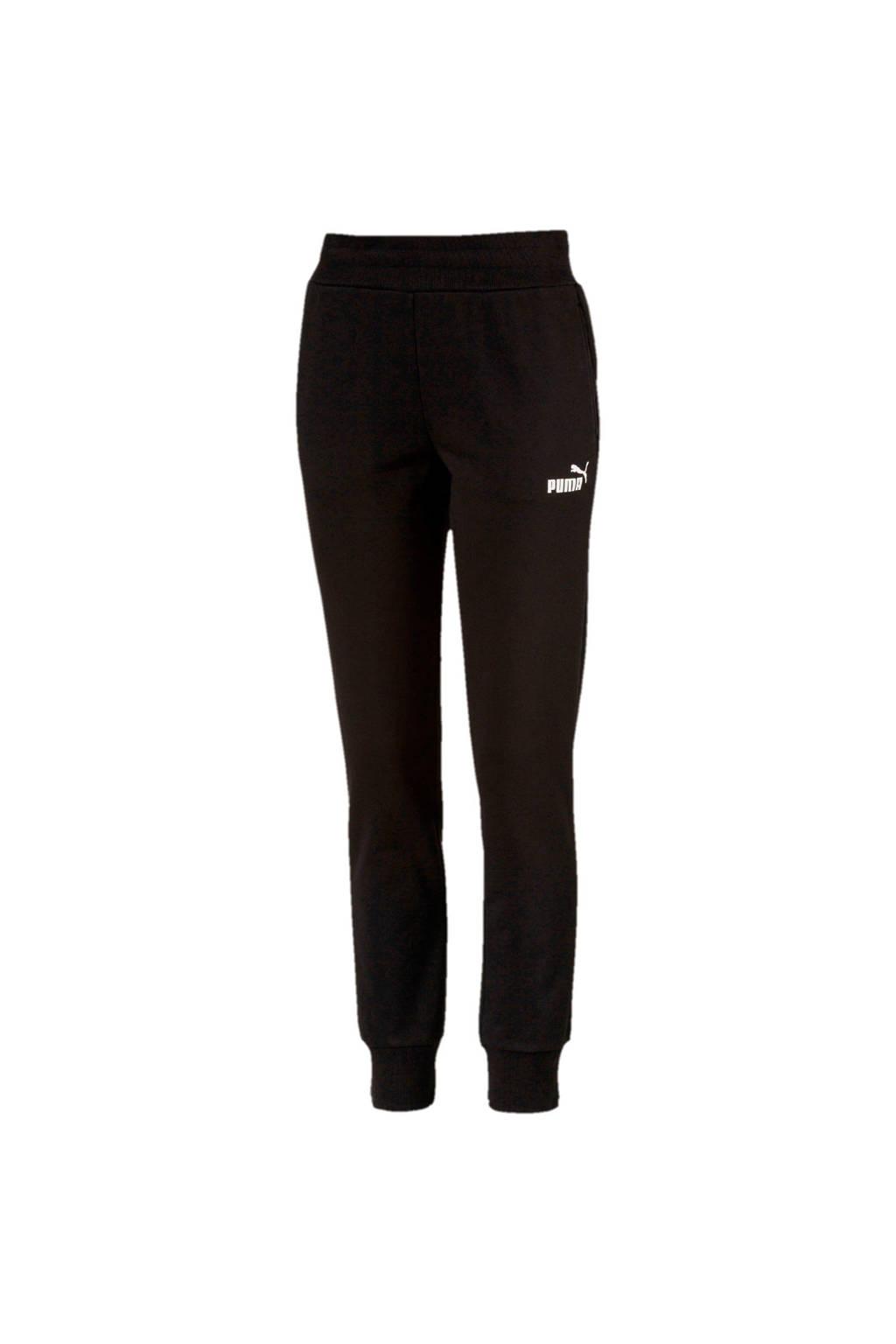 Puma joggingbroek zwart, Zwart