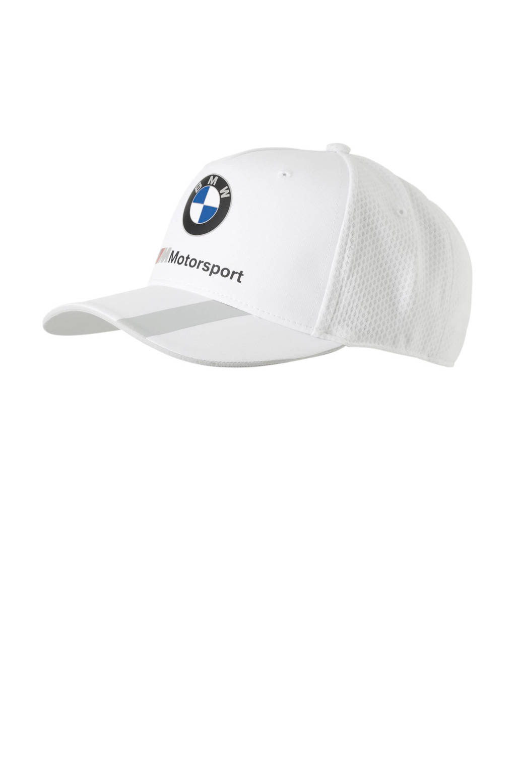 Puma pet met printopdruk BMW Motorsport wit, Wit