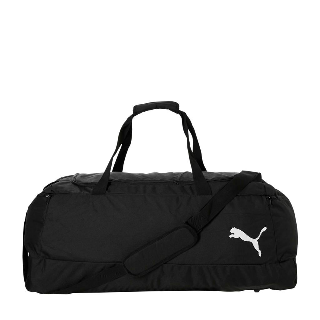 Puma   Pro Training II Large sporttas zwart, Zwart