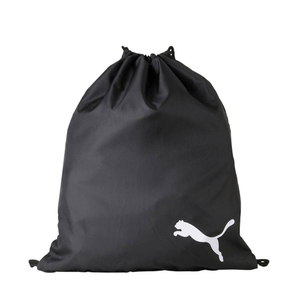 Puma   Pro Training II Gym Sack zwart, Zwart/wit