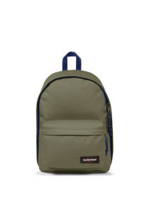 Eastpak  rugzak Out Of Office Khaki Blue