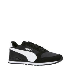 ST Runner v2 NL sneakers zwart/wit