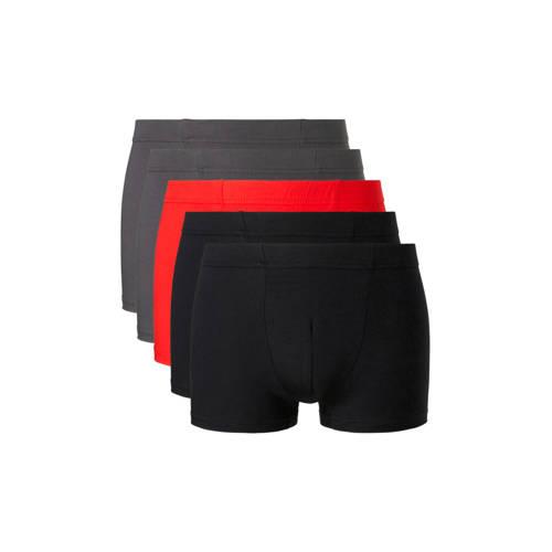 boxershort set van 5