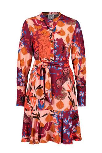 jurk met print Klara