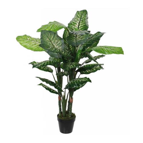 Mica kunstplant Dieffenbachia (h120 cm) kopen