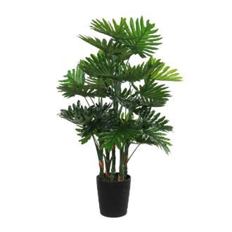 kunstplant Philodendron (h120 cm)