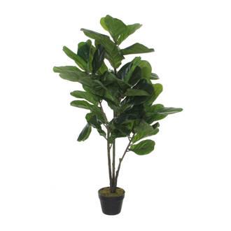kunstplant Ficus Lyrata (120 cm)