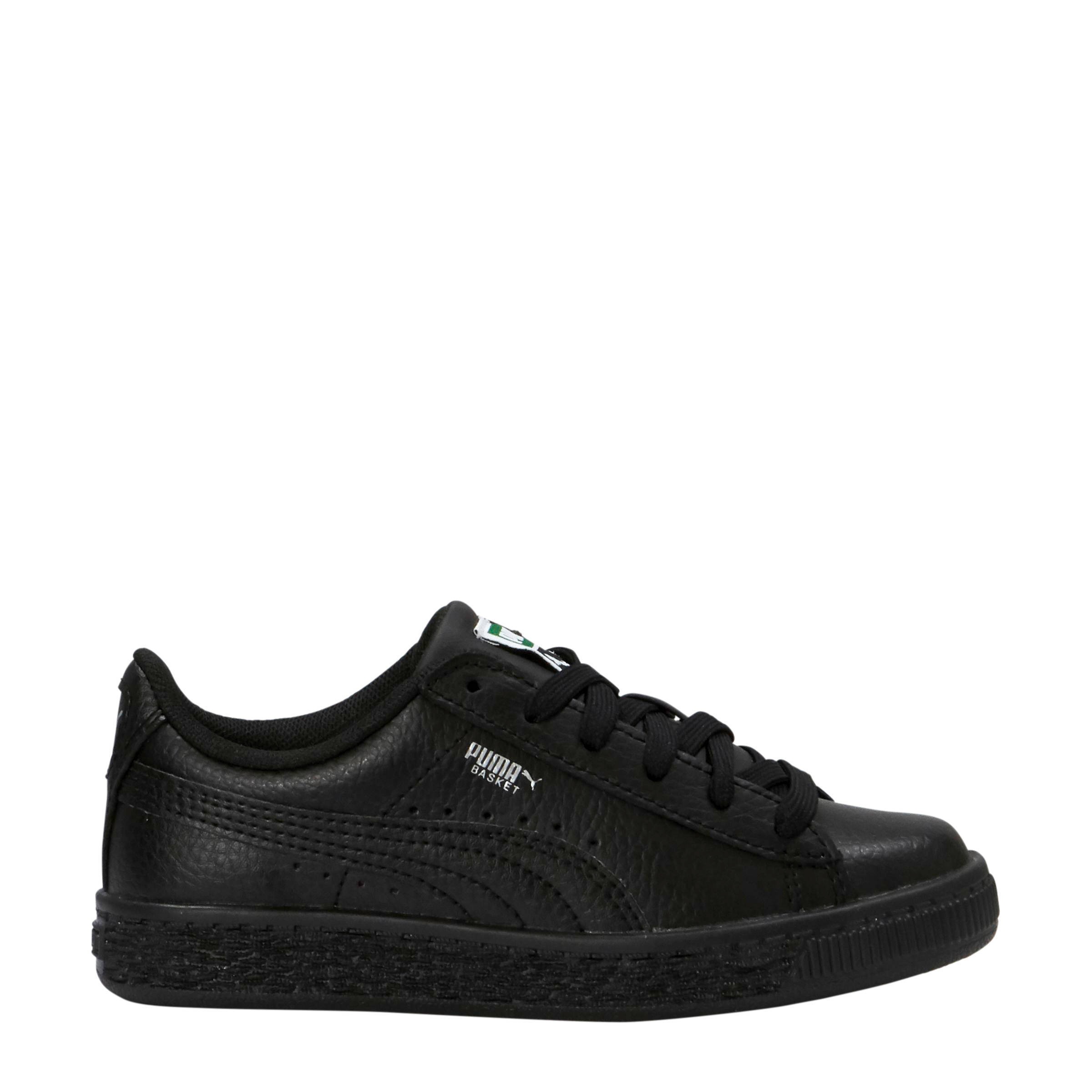 Basket Classic LFS ps sneakers zwart