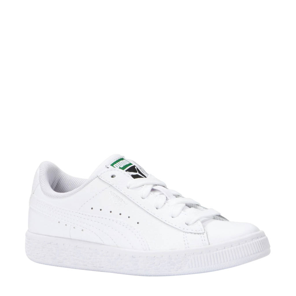 Puma   Basket Classic LFS ps sneakers wit, Wit/Wit