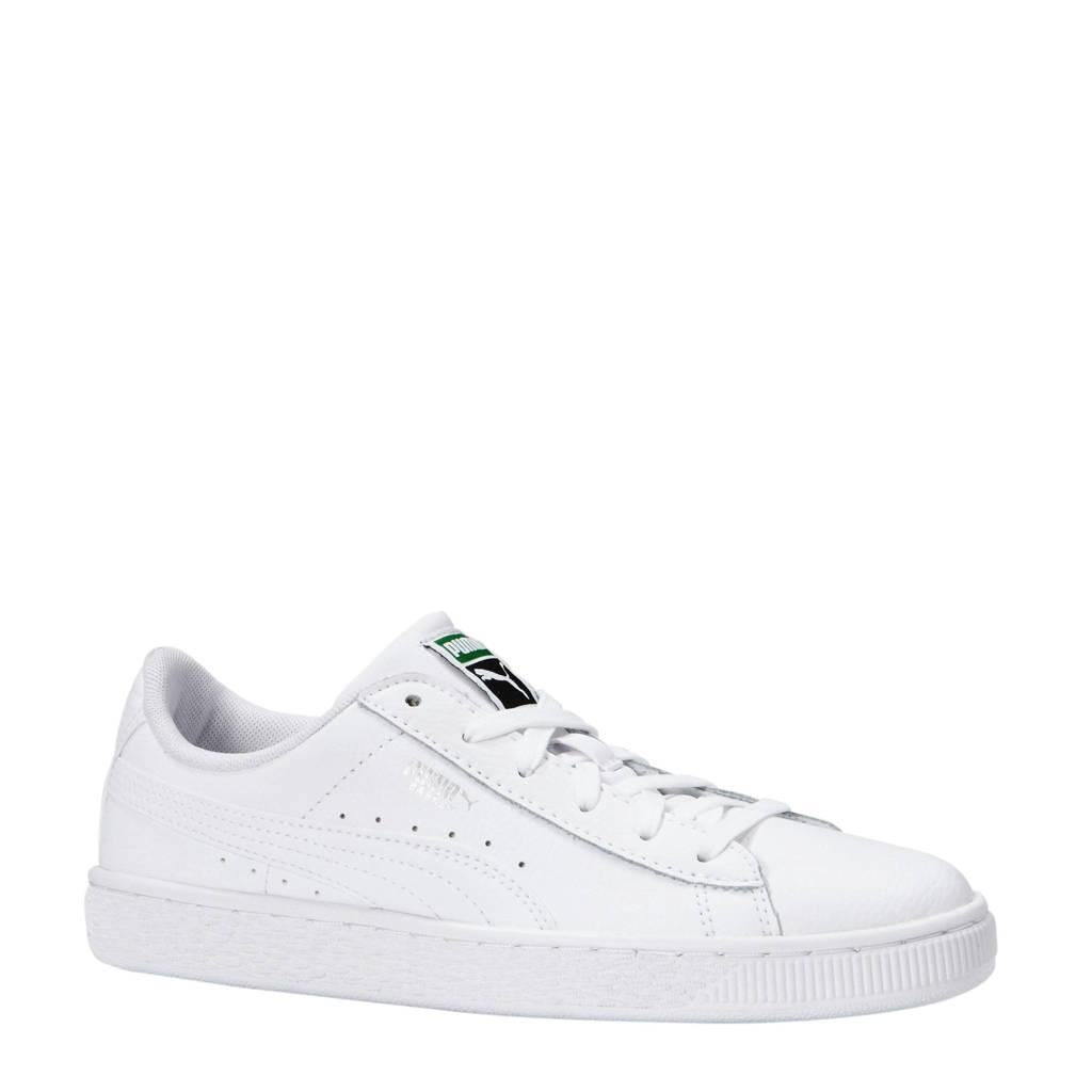 Puma   Basket Classic LFS jr sneakers wit, Wit