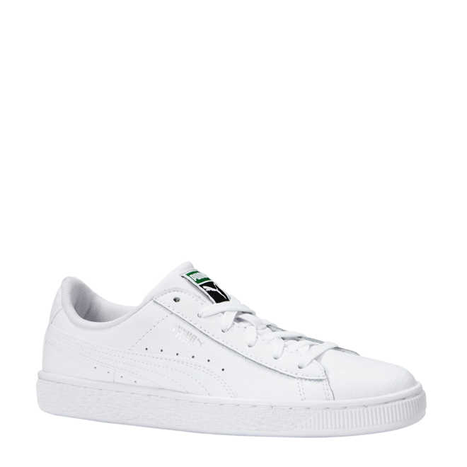 8c854dabfe0 Puma. Basket Classic LFS jr sneakers wit