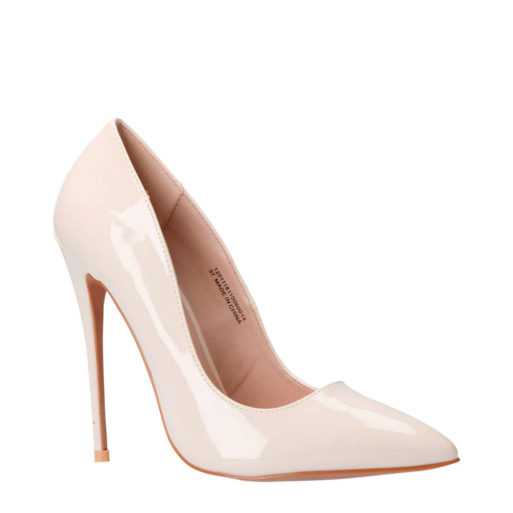 Lost Ink pump beige, Beige