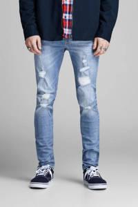 JACK & JONES JEANS INTELLIGENCE skinny fit jeans Liam blue denim, Light denim