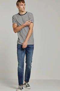 JACK & JONES JEANS INTELLIGENCE slim fit jeans Tim dark denim, Dark denim