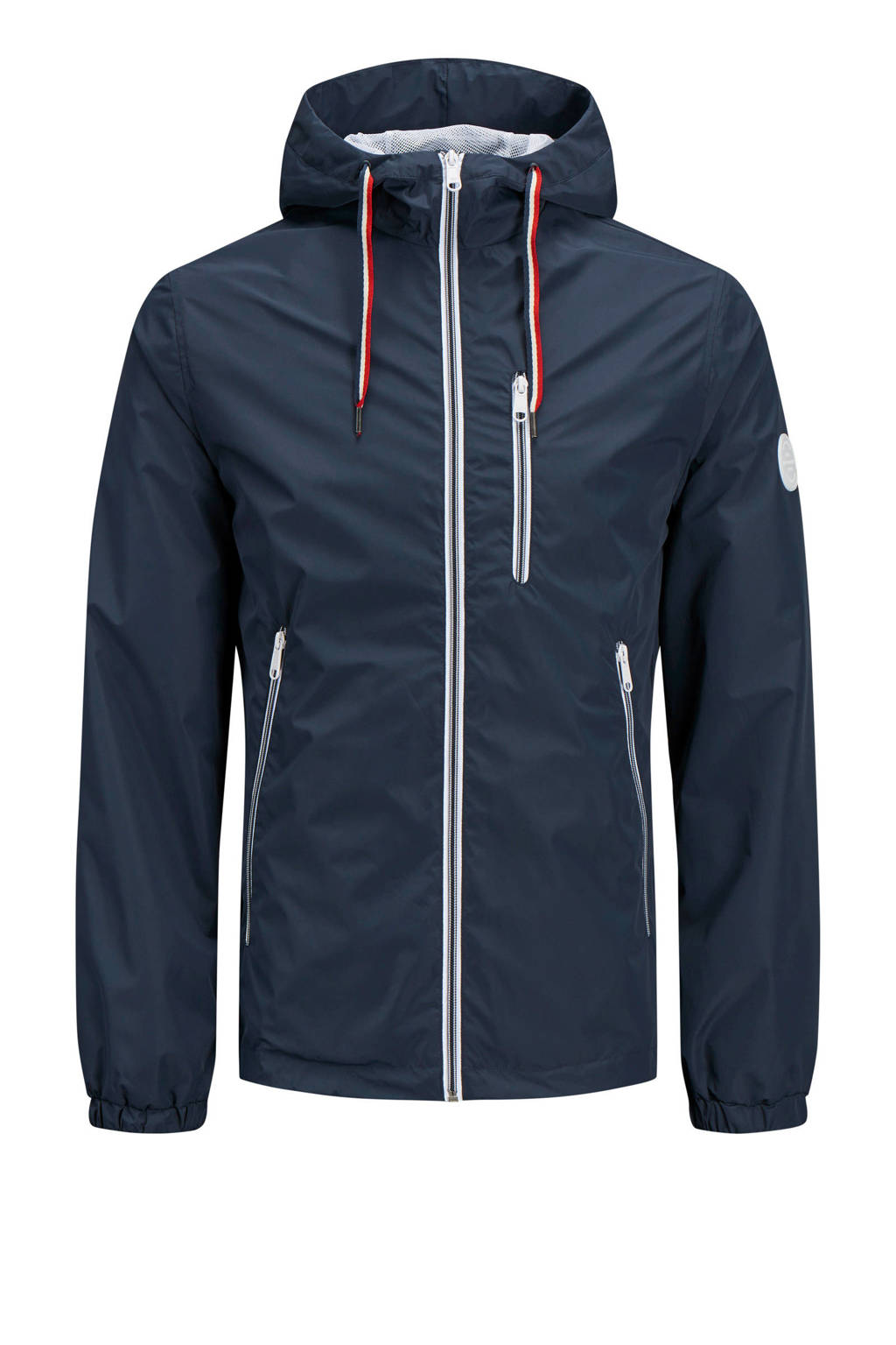 Jack & Jones Originals jas met capuchon, Marine