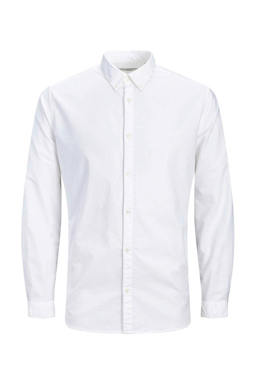 Jack & Jones Premium overhemd, Wit