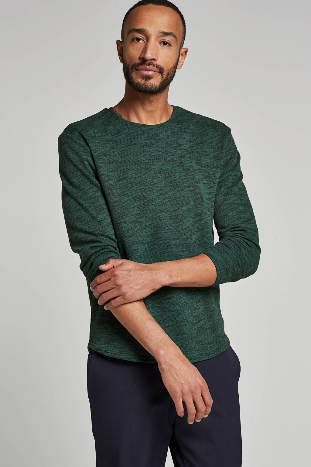 Only & Sons trui, Groen