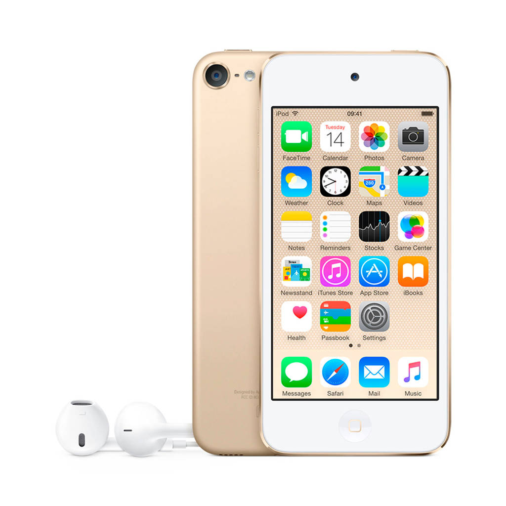 Apple iPod touch 32GB, Goud