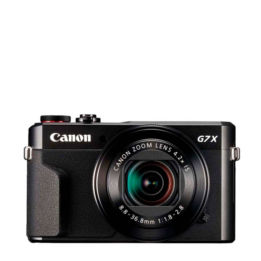 Canon PowerShot G7X Mark  II compact camera