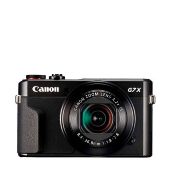 Canon PowerShot G7X Mark  II compact camera