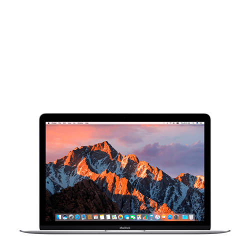 Apple MacBook 12 MNYJ2N-A Silver