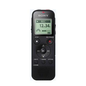 voicerecorder ICDPX470.CE7 zwart