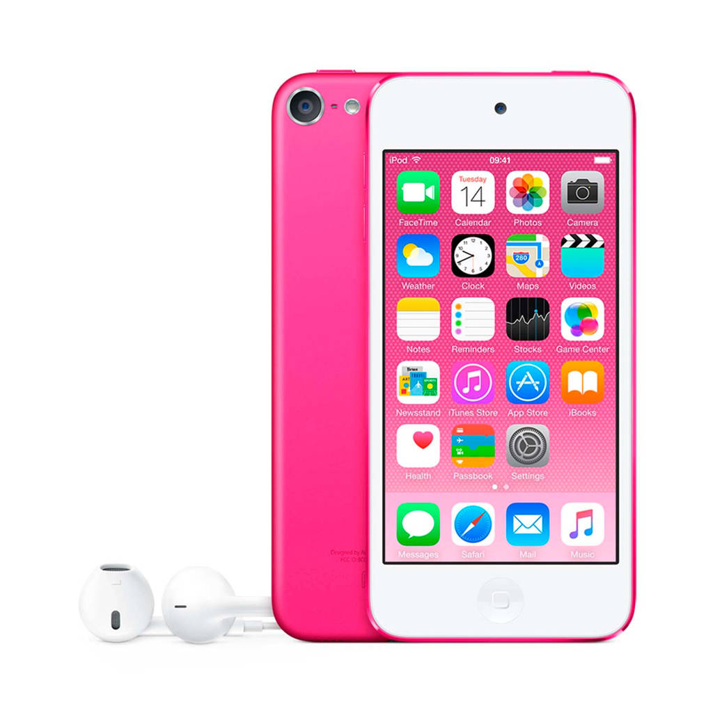 Apple iPod touch 32GB, Roze