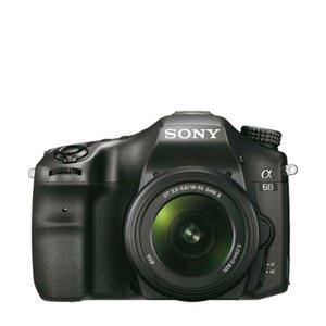 SLT-A68K + 18-55mm spiegelreflex camera