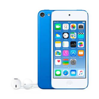 KM xApple iPod touch128 GB blauw
