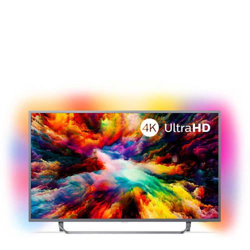 Philips 4K Ultra HD Smart tv zilver kopen