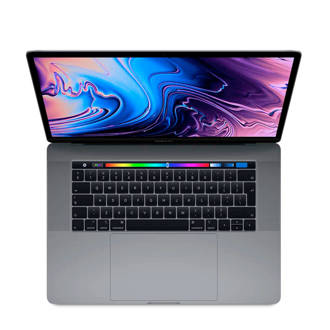 MacBook Pro 15 inch Touch Bar en Touch ID Spacegrijs 15.4 inch ()